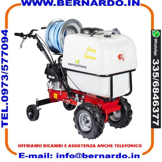 Carry Sprayer Briggs&Stratton 675 series - 163 cc